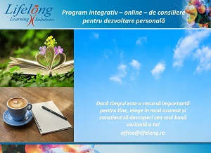 Program individualizat de consiliere online